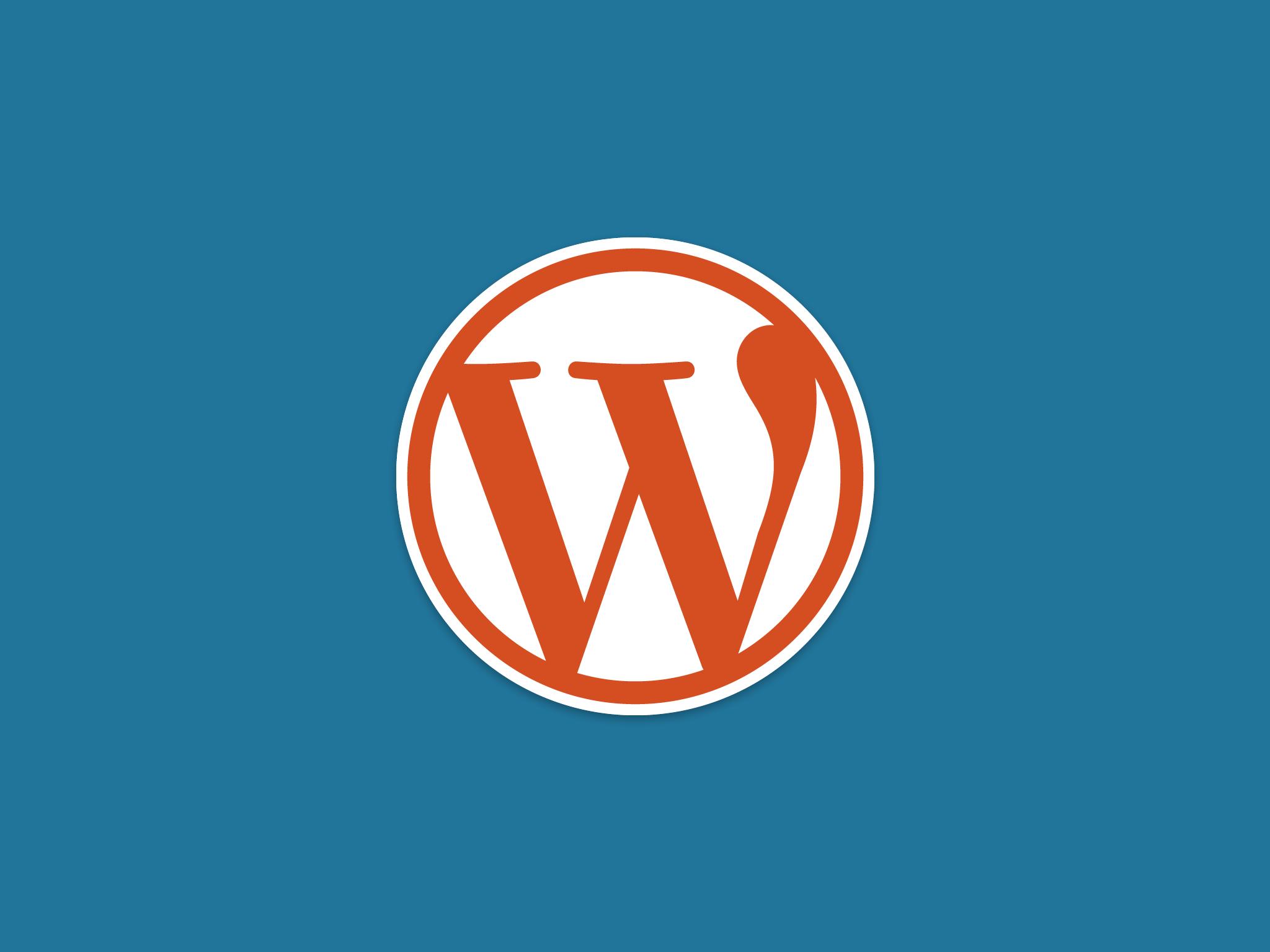 A WordPress-ről